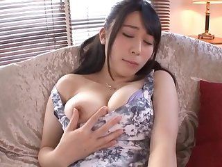 Fucking all over the house with natural tits Japanese An Misora